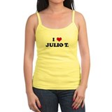 I Love JULIO T. Ladies Top