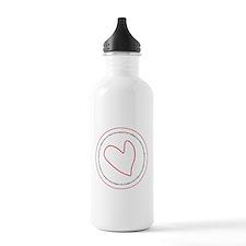 Believe Logo Water Bottle