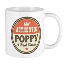 Classic Poppy Mug