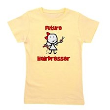 Future Hairdresser Girl's Tee