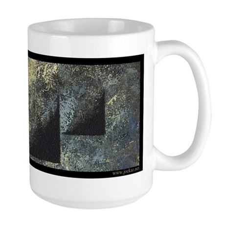 Abstract 011 Large Mug