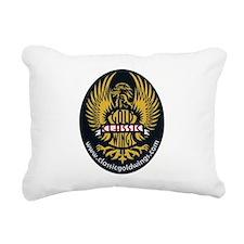 Cute Goldwings Rectangular Canvas Pillow