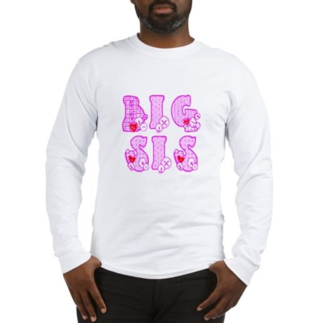 Big Sis Long Sleeve T-Shirt