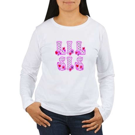 Lil Sis Women's Long Sleeve T-Shirt