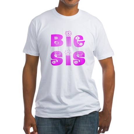 Big Sis Hippy Fitted T-Shirt