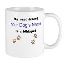 Custom Whippet Best Friend Mug