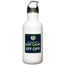 Calm? Sports Water Bottle
