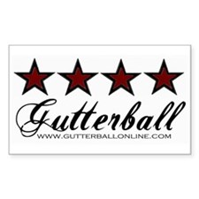 Four Star 3x5 Decal