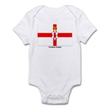 Northern Ireland Infant Bodysuit