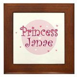Janae Framed Tile