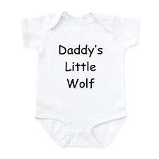 Daddy's Little Wolf Onesie