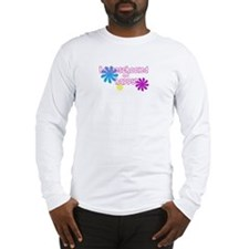 Long Sleeve T-Shirt/Bright Homeschooled