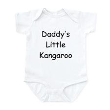 Daddy's Little Kangaroo Infant Bodysuit