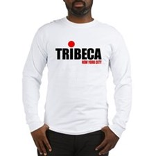 TRIBECA NYC  Long Sleeve T-Shirt