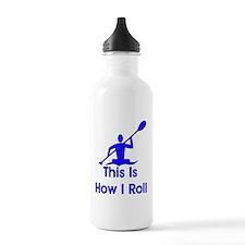 Kayaker Water Bottle