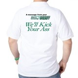 Kick Your Ass T-Shirt