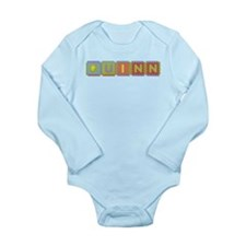 Quinn Foam Squares Body Suit