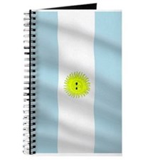 Pure Flag of Argentina Journal
