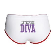 Letterbox DIVA Women's Boy Brief
