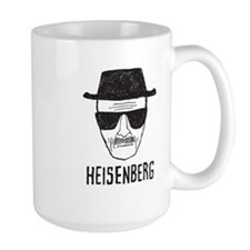 Heisenberg Sketch Coffee Mug