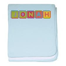 Jonah Foam Squares baby blanket