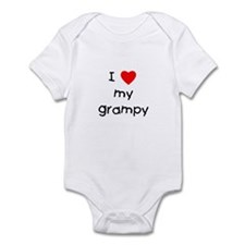 I love my grampy Infant Bodysuit