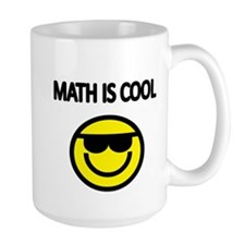 MATH IS COOL 2 Mug