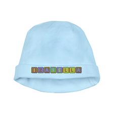 Izabella Foam Squares baby hat