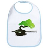 the leaning bonsai  Bib