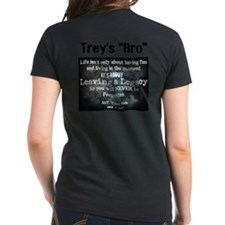 "Women's Trey's ""Bro"" T-Shirt"
