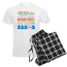 Castle Funny Shirts Pajamas