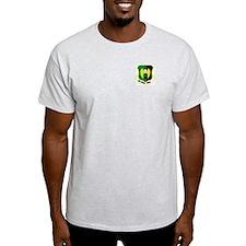 5th Bomb Wing Ash Grey T-Shirt
