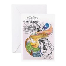 L'Shanah Tova Greeting Cards (Pk of 20)