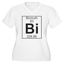 Element 83 - Bi (bismuth) - Full Plus Size T-Shirt