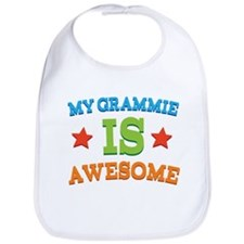 My Grammie Is Awesome Bib