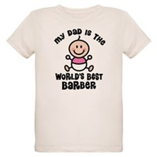 Best Barber Dad T-Shirt
