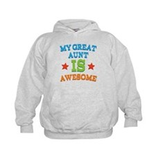 My Great Aunt Is Awesome Hoodie