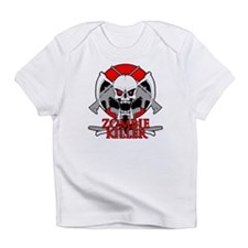 Zombie killer red Infant T-Shirt