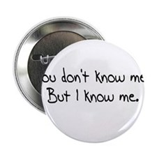 "Know.gif 2.25"" Button (100 pack)"