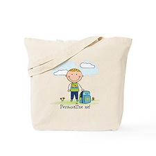 School boy - personalize - Tote Bag