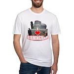 I (L) Brum white T-Shirt