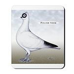 Polish Shortface Pigeon Mousepad
