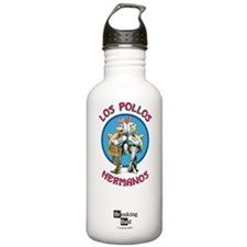 Los Pollos Hermanos Water Bottle
