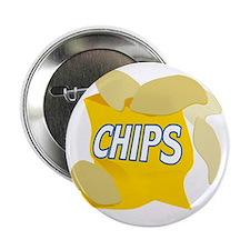 "bag of potato chips 2.25"" Button"