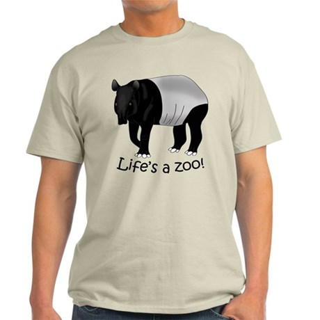 Malayan Tapir Light T-Shirt