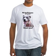 Pit Bull Kisses Shirt