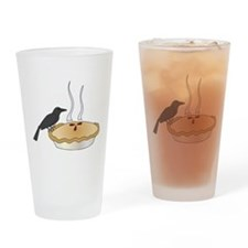 Blackbird Pie Drinking Glass