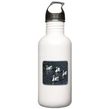 Emden Geese 9P51D-113 Water Bottle