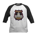 Jefferson City PD Kids Baseball Jersey