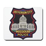 Jefferson City PD Mousepad